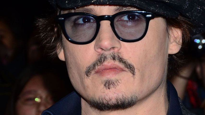 Johnny Depp: Zwischen Familienglück und Alkohol