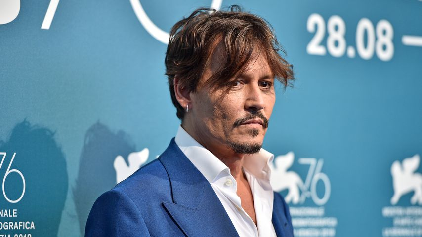 Johnny Depp im September 2019