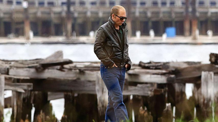 Johnny Depp als James Joseph Bulger Jr.
