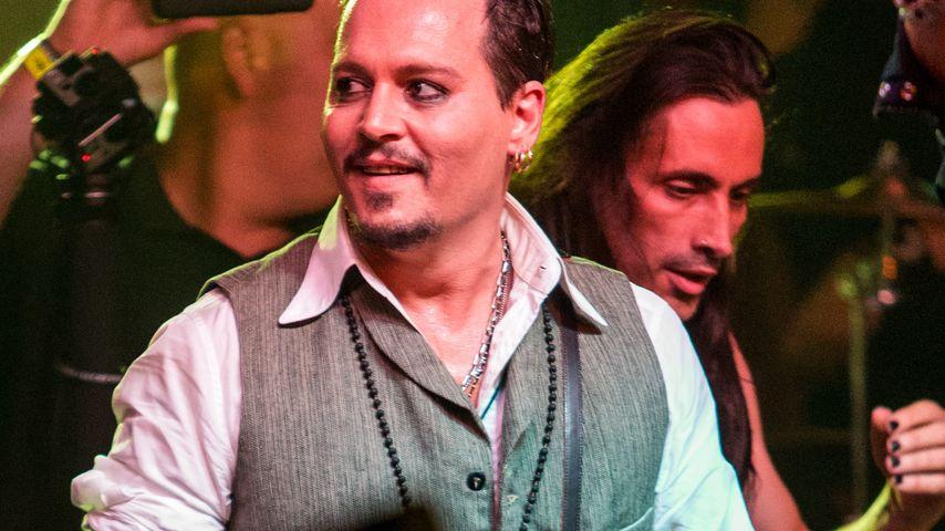 Johnny Depp: Was ist nur aus dem Sexsymbol geworden?