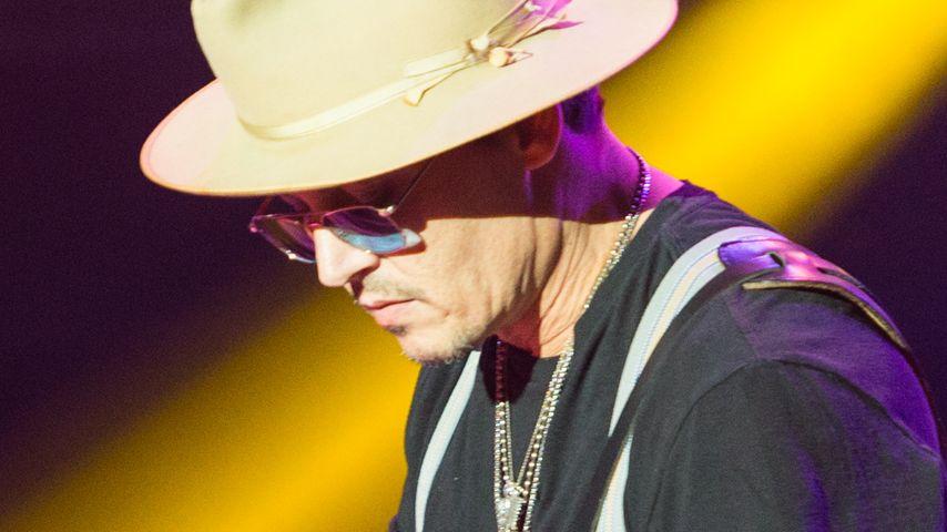 """Johnny Depp: """"Ich fühle mich wie auf der Flucht!"""""""