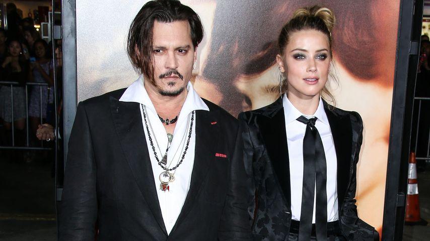 Streit um Johnny Depps 400 Mio! Kommt jetzt der Rosenkrieg?