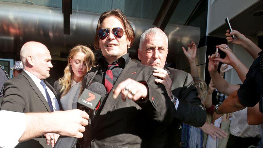 Neuer Termin: Johnny Depps Anwälte wollen Amber drankriegen