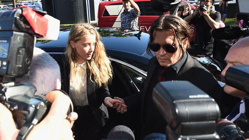 Prügel-Attacke: Was geschah zwischen Johnny Depp & Amber?