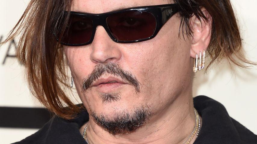 """Kaum zu erkennen: Johnny Depp im """"Black Mass""""-Trailer"""
