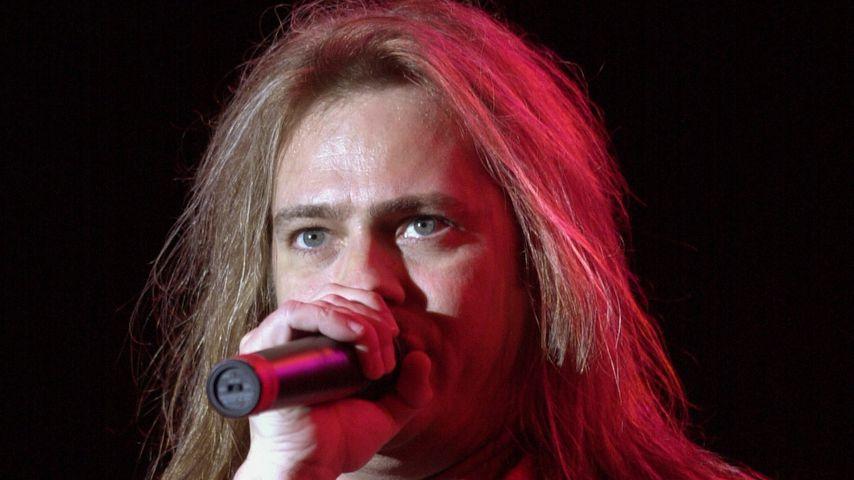 Johnny Solinger, Sänger