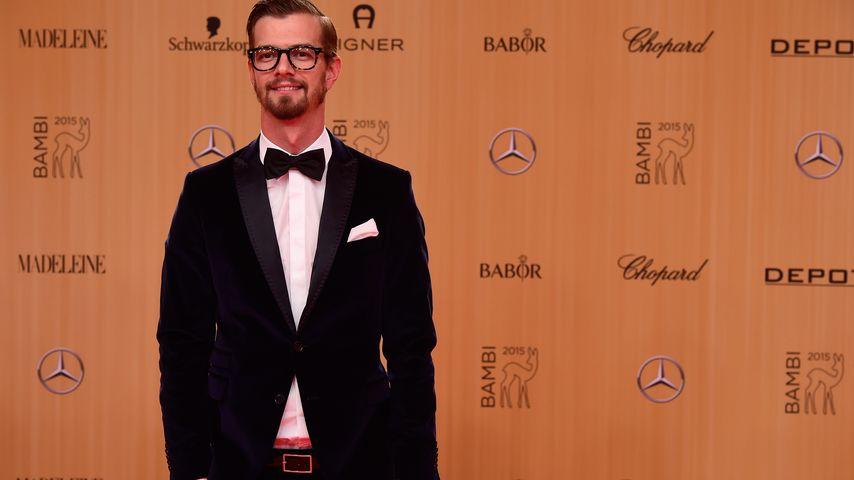 Beim Comedypreis: Joko Winterscheidt hat Spaß mit Mini-Klaas