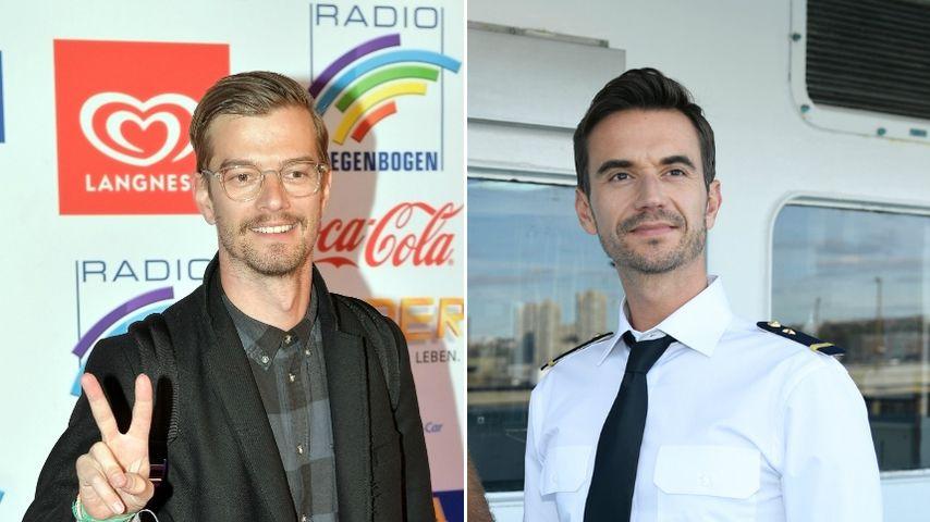 Joko verrät: So ist Florian Silbereisen als Traumschiff-Chef