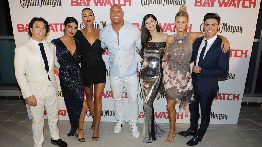"Der ""Baywatch""-Cast"