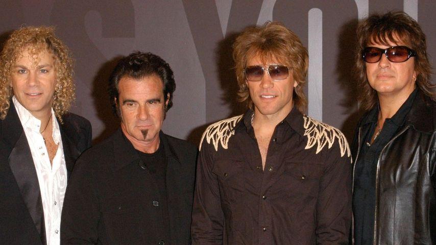 Jon Bon Jovi bestätigt Richies Alkohol-Rückfall