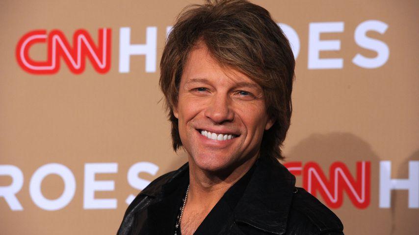 Jon Bon Jovi im November 2010