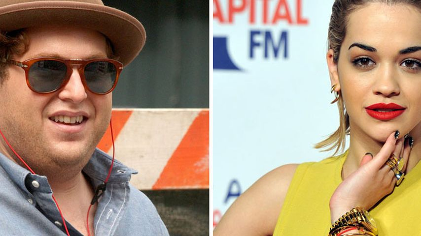 Betrog Rita Ora Rob Kardashian mit Jonah Hill?