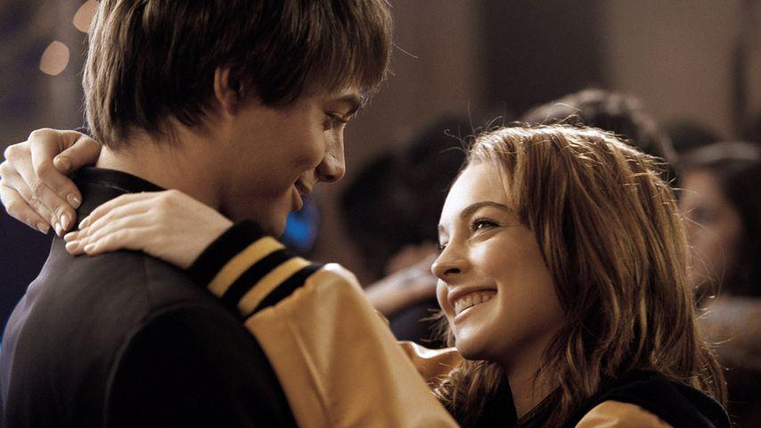 """Jonathan Bennett und Lindsay Lohan in """"Girls Club – Vorsicht bissig!"""""""