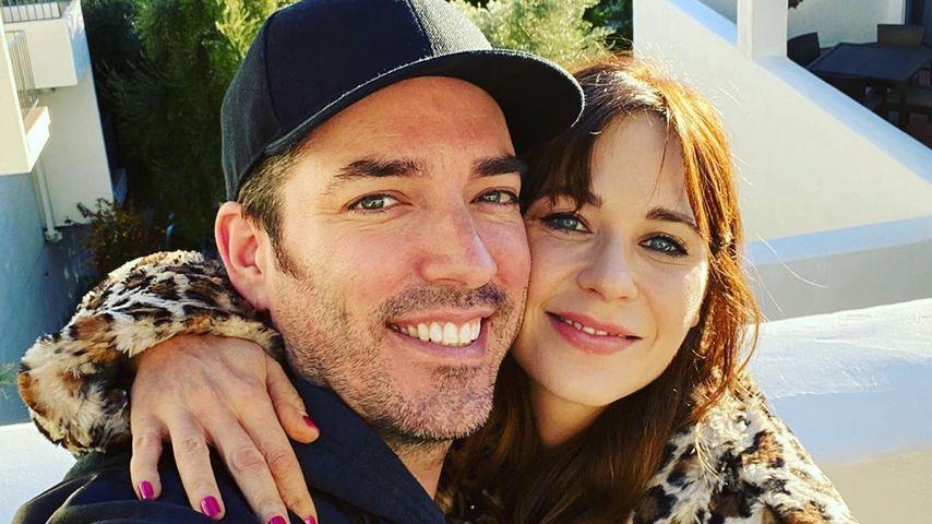 Zooey Deschanel: Süße Geburtstagsgrüße von ihrem Jonathan
