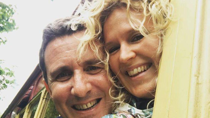 Jonathan und Hannah Goldstein, britisches Musikerpaar