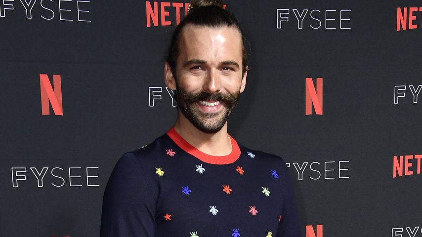 Jonathan Van Ness bei einer Netflix-Premiere in Los Angeles