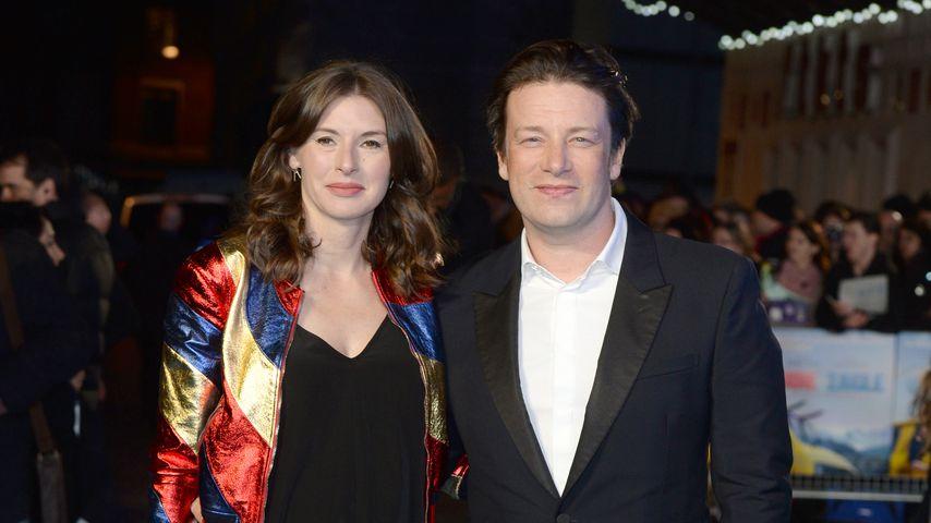 Nach Fehlgeburten: Jamie Olivers Frau gedenkt ihrer Babys