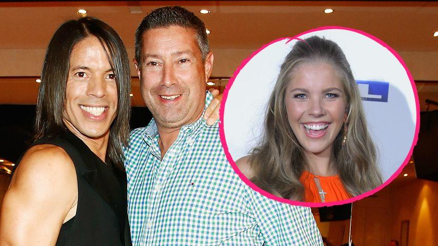 Jorge & Llambi: Hat Victoria Swarovski das Zeug zur Jurorin?