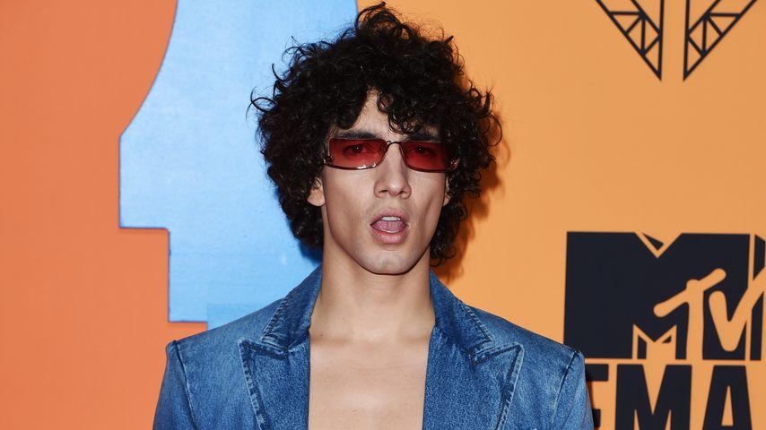 Jorge López bei den MTV EMAs 2019