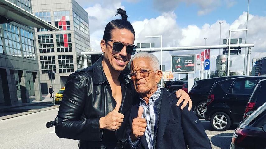 Jorge Gonzalez' Homosexualität: So cool reagierte sein Papa!