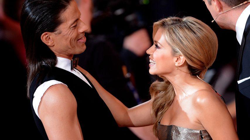 """Let's Dance"": Jorge verteidigt Sylvie Meis' Versprecher"