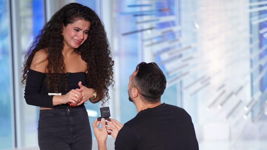 Warum bei DSDS? Bachelorette-Jorgo macht Heiratsantrag!