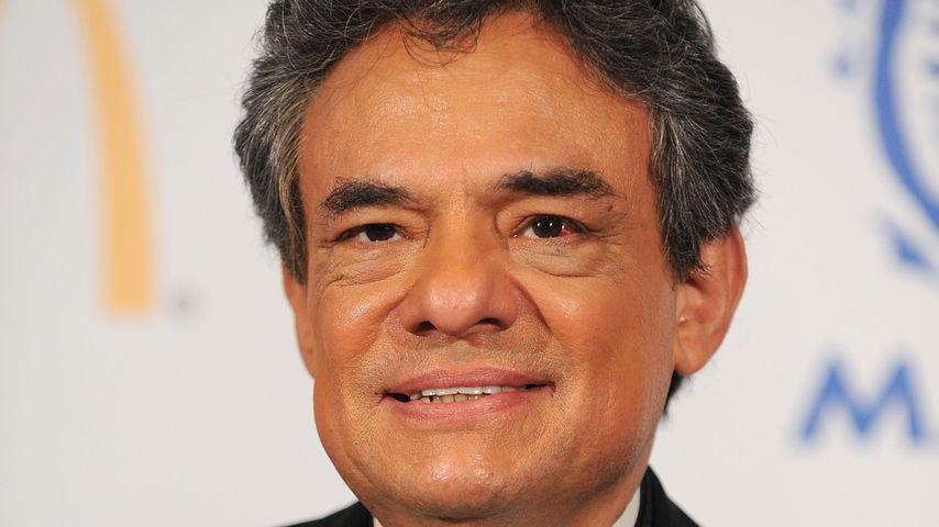 Nach Krebserkrankung: Hitsänger José José stirbt mit 71