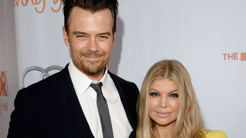 Josh Duhamel und Fergie in Hollywood