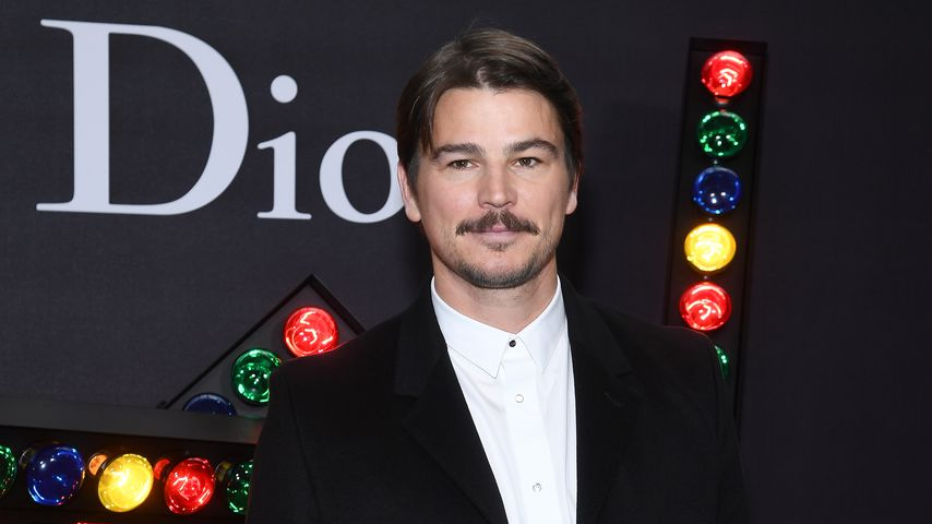 Josh Hartnett bei der Fashion Week in Paris 2018
