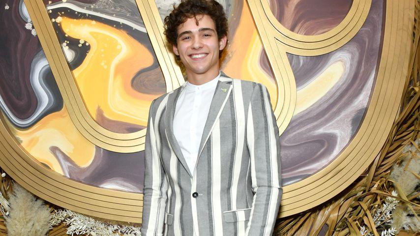 Joshua Bassett bei der Pre-Grammy-Party in Hollywood im Januar 2020