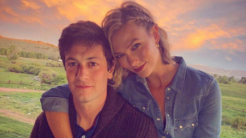 Joshua Kushner und Karlie Kloss im Juni 2019