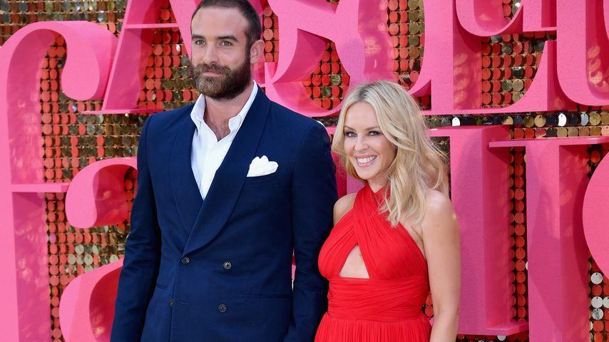 Kylie Minogue im Liebesrausch: Erstes Weihnachten mit Joshua