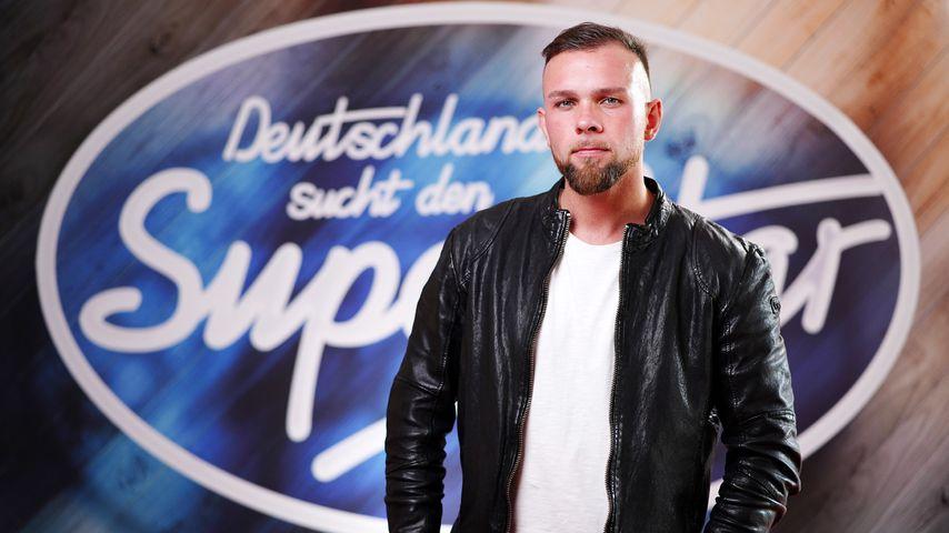 DSDS-Kandidat Joshua Tappe