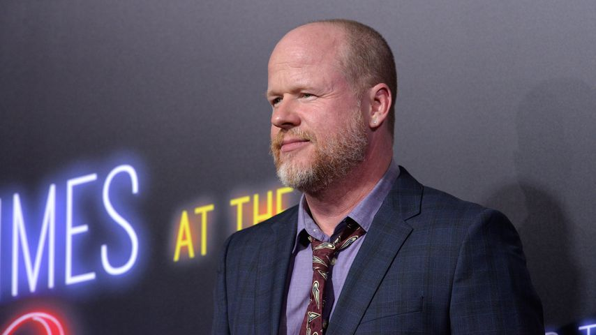 """Joss Whedon bei der Premiere von """"Bad Times At The El Royal"""""""