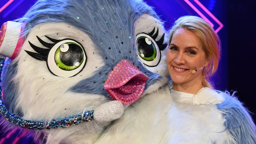 """Judith Rakers bei """"The Masked Singer"""""""