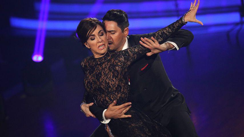 """Judith Williams und Erich Klann bei """"Let's Dance"""""""