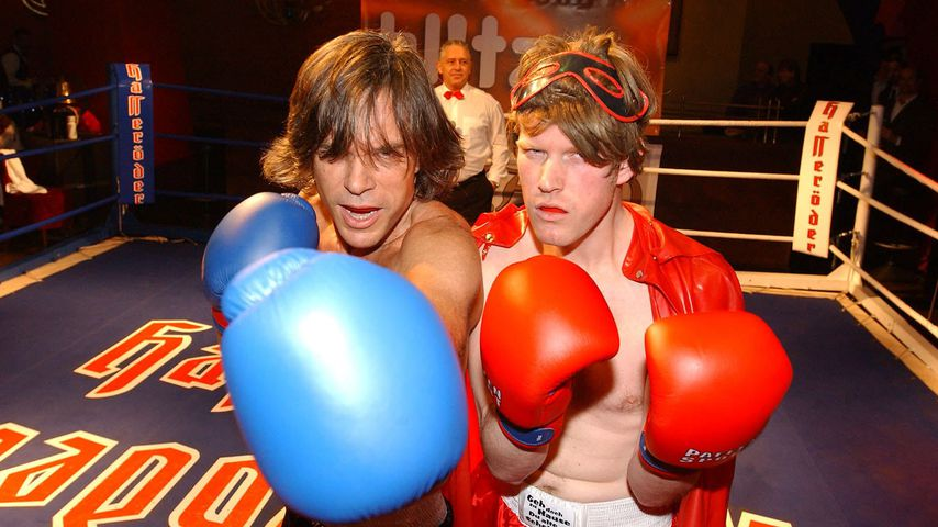 "Gewusst? ""Let's Dance""-Mickie boxte mal gegen Jürgen Drews"