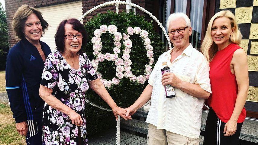 Nach Herz-OP: Ramona Drews' Mutti feiert 80. Geburtstag!