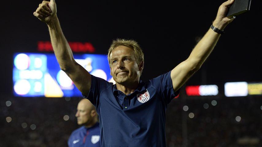 Gefeuert! Jürgen Klinsmann nicht länger US-Fußball-Coach