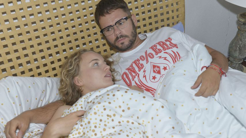 Jule (Luise von Finkh) und Tuner (Thomas Drechsel)