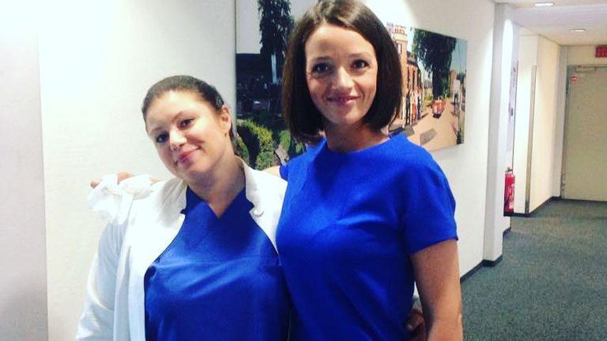 Julia Augustin und Kaja Schmidt-Tychsen im Juni 2017