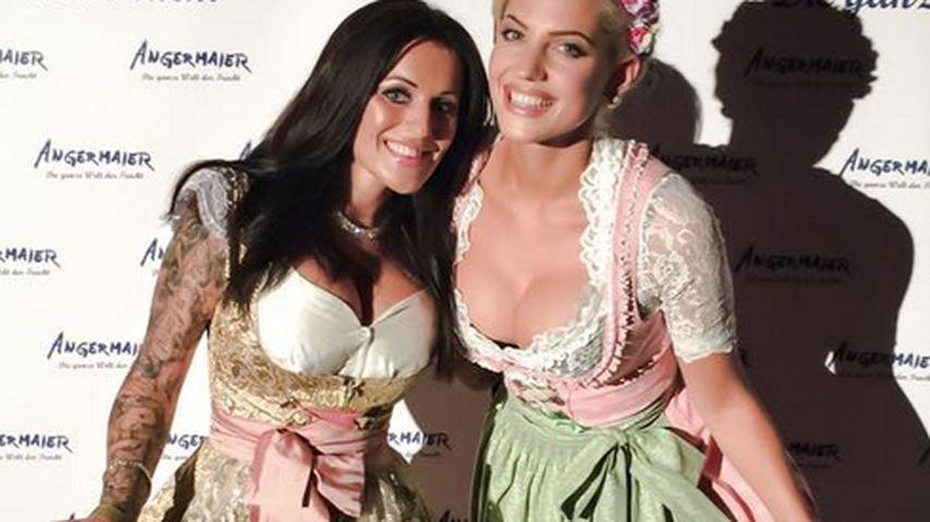 Sarah Nowak und Julia Jasmin Rühle