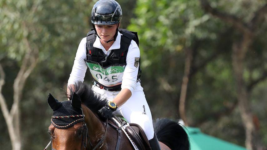 Julia Krajewski bei den Olympischen Spielen in Rio 2016