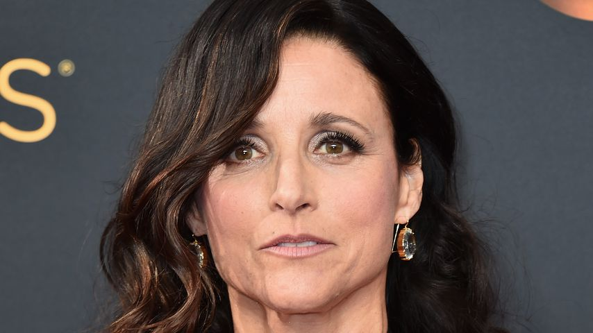 Brustkrebs-Schock: Promi-Support für Julia Louis-Dreyfus