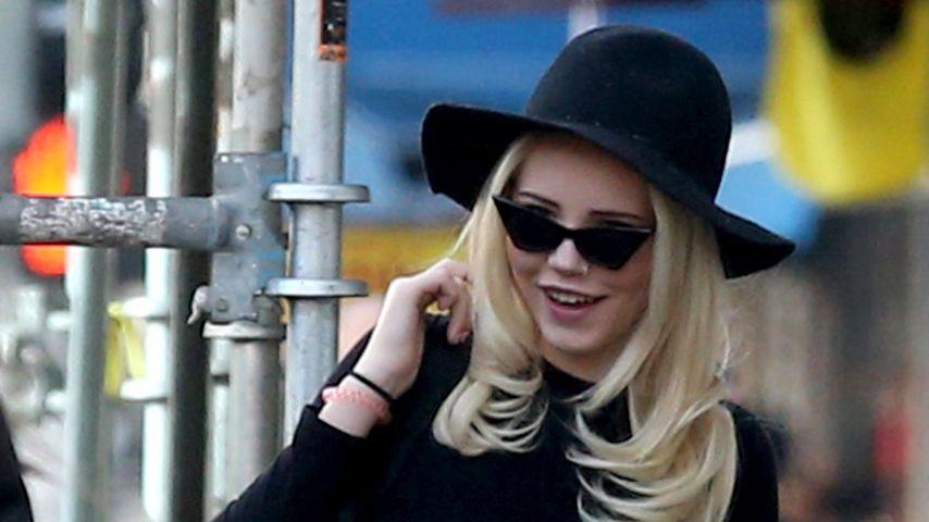 "Julia P. am ""Germany's next Topmodel""-Set in Los Angeles"