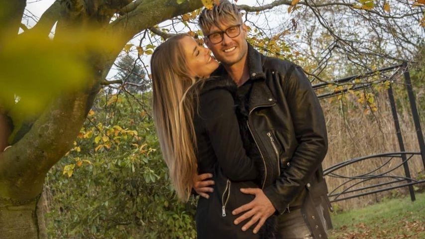 So schwer war Liebesversteckspiel für Nico Schwanz und Julia