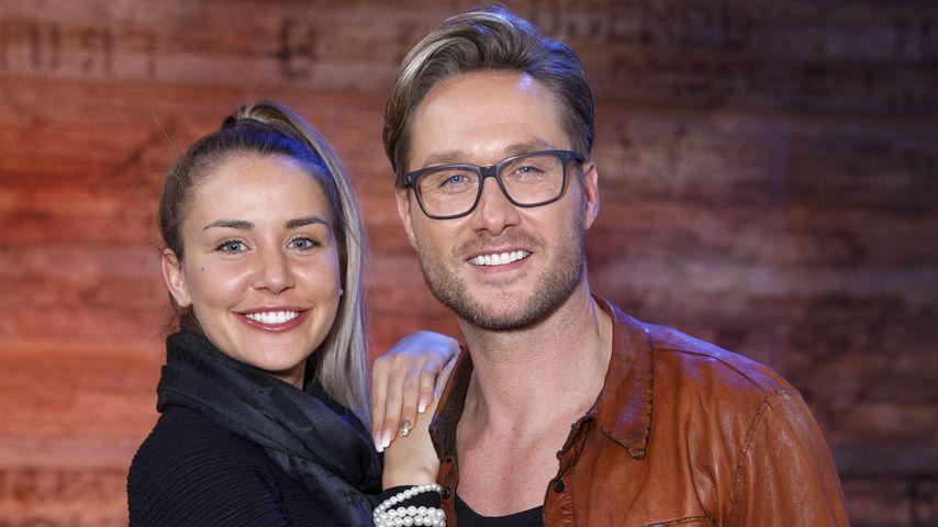 Julia Prokopy und Nico Schwanz beim RTL-Spendenmarathon 2019