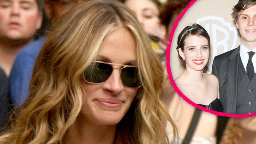 Julia Roberts: Emma stellte ihr ihren Freund vor