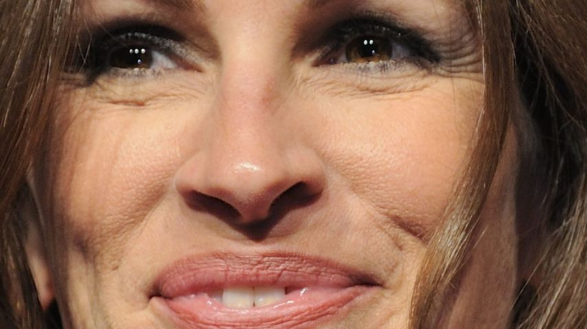 Julia Roberts: Weltstar mit Hausfrauen-Potential