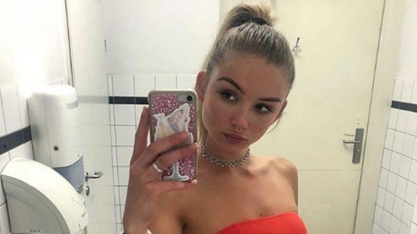 """""""Eher zugenommen"""": GNTM-Girl Julia Wulf wehrt sich erneut"""